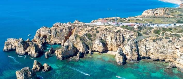 Enjoy Simply Stunning View in Tour a Ponta Da Piedade